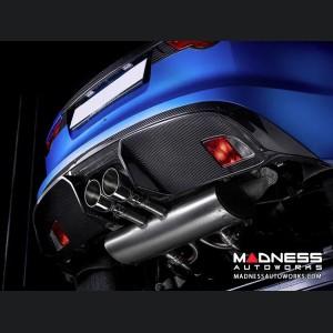 Jaguar F-Type Rear Diffuser - Carbon Fiber