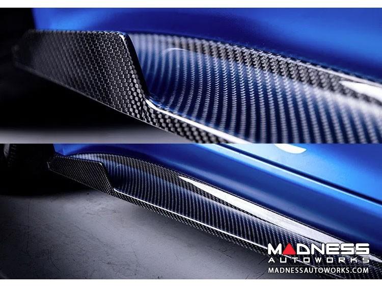 Jaguar F-Type Side Skirts - Carbon Fiber