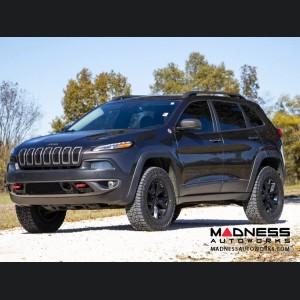 """Jeep Cherokee KL Suspension Lift Kit - 2"""""""