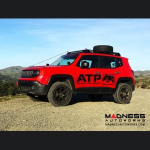 Jeep Compass Lift Kit- 4.0