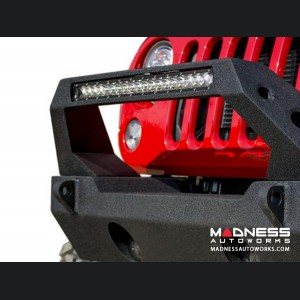 Jeep Wrangler JL Stubby Bumper - Front