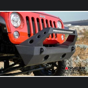 Jeep Wrangler JL Stubby Bumper - Front