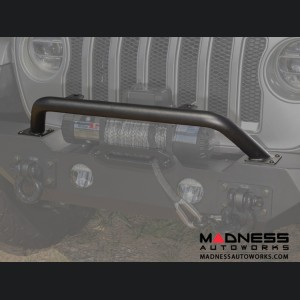 Jeep Gladiator Spartan Bumper Overrider - Front