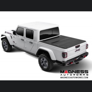 Jeep Gladiator JT Armis Hard Folding Bed Cover w/ LINE-X