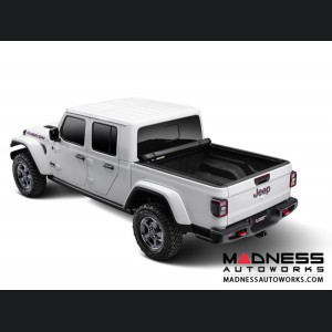 Jeep Gladiator Armis Soft Rolling Bed Cover w/ Trail Rail Cargo System