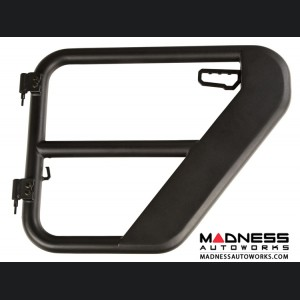 Jeep Gladiator JT Rear Tube Doors - Textured Black