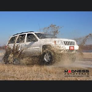 "Jeep Grand Cherokee WJ 4WD X-Series Suspension System - 4"" Lift Kit"