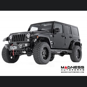 "Jeep Wrangler JK Unlimited Suspension Lift Kit w/ Control Arms - 3.5"" Lift"