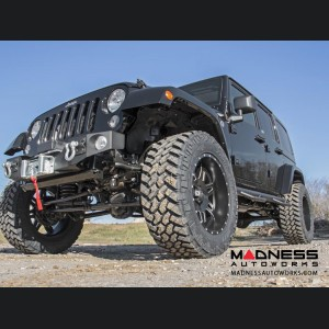 "Jeep Wrangler JK Unlimited Suspension Lift Kit w/ Control Arms - 3.5"" Lift"