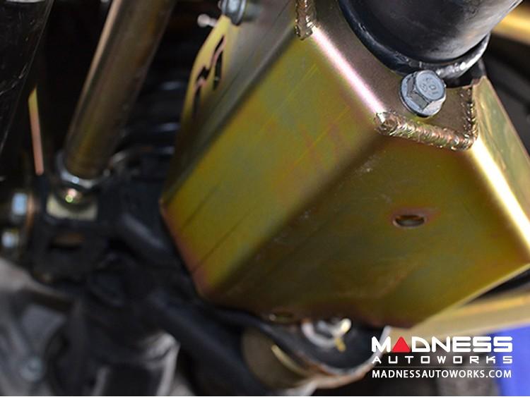 Jeep Wrangler JL RockSport Axle Disconnect Skid Plate Upgrade Kit