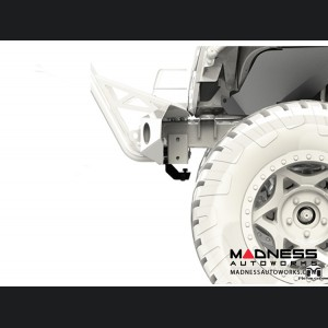 Jeep Wrangler JL Bumper Base Skid Plate