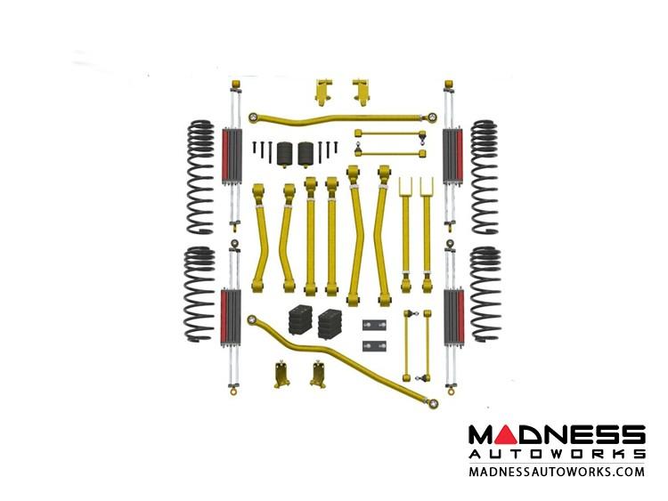 "Jeep Wrangler JL Game-Changer Suspension - 6Pak Edition - 2.5""/3.5"""