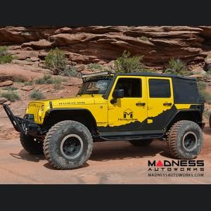 Jeep Wrangler JL Mid Stinger Frame Built Bumper