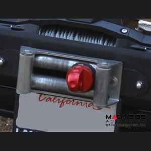 Jeep Wrangler JK Roller Fairlead Mount - Offset Kit