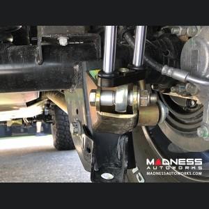 Jeep Wrangler JL Shock Relocation & Clearance Kit - Lower/Rear