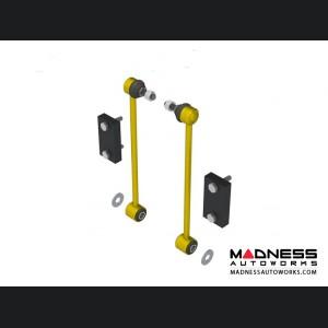 "Jeep Wrangler JL Sway Bar Link Extension Kit - 12"""
