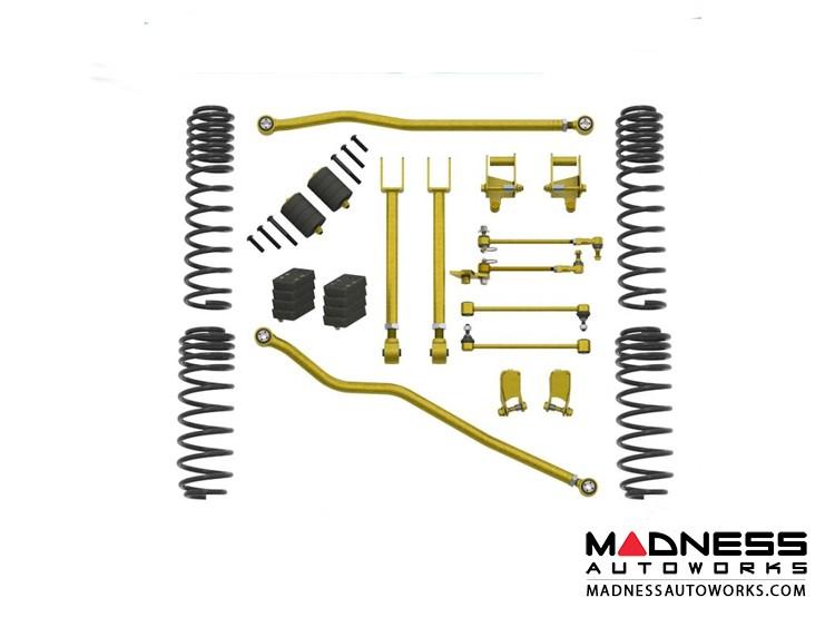 "Jeep Wrangler JL True Dual-Rate Lift Kit - No Shock Edition - 2.5""/3.5"""