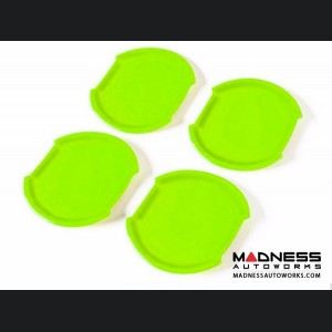 Jeep Renegade Door Handle Bowl Cover Set - Green