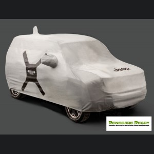 Jeep Renegade Vehicle Cover - Outdoor/ Fitted Deluxe by Mopar