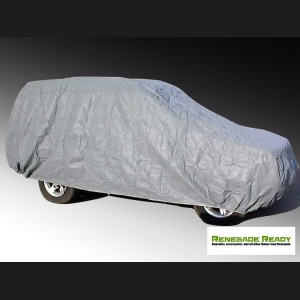 Jeep Renegade Vehicle Cover - Outdoor/ Fitted/ Deluxe - Stormforce