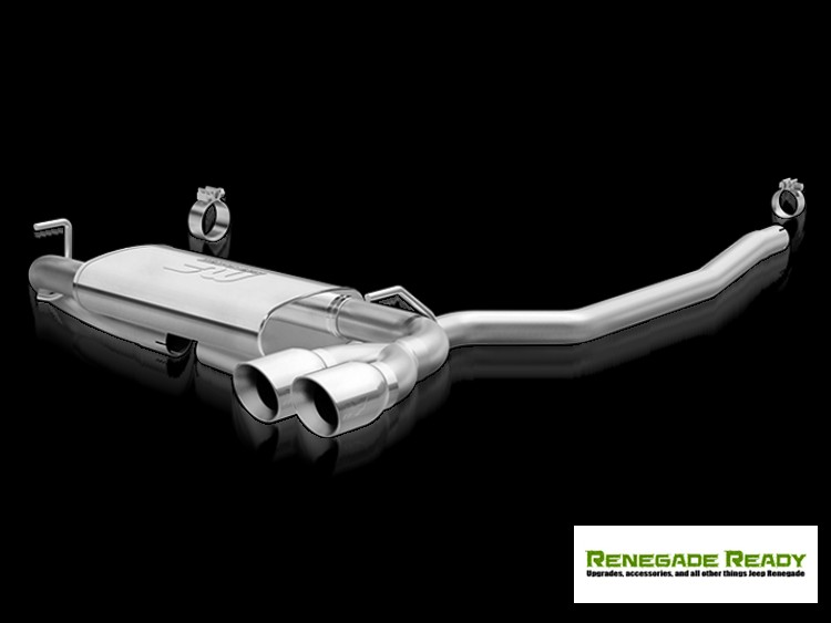 Jeep Renegade 2.4L Performance Exhaust by Magnaflow - Model 19119