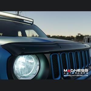 Jeep Renegade Hood Wind/ Bug Deflector -  Bug Shield/ Deflector