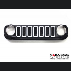 Jeep Renegade Grill Trim Kit - White