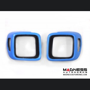 Jeep Renegade Taillight Trim Kit - Blue