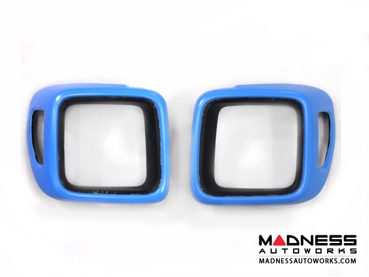 Jeep Renegade Taillight Trim Kit - Blue