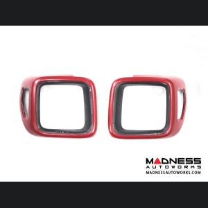 Jeep Renegade Taillight Trim Kit - Red