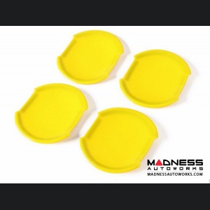 Jeep Renegade Door Handle Bowl Cover Set - Yellow