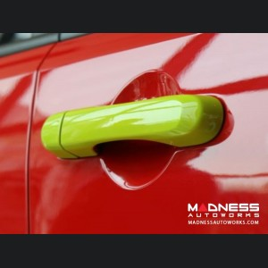 Jeep Renegade Door Handle Cover Set - Green