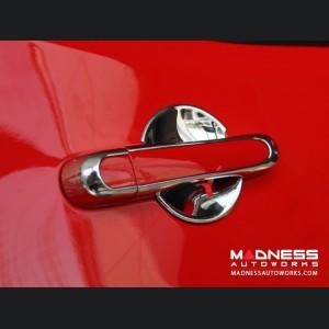 Jeep Renegade Door Handle Trim Set - Chrome