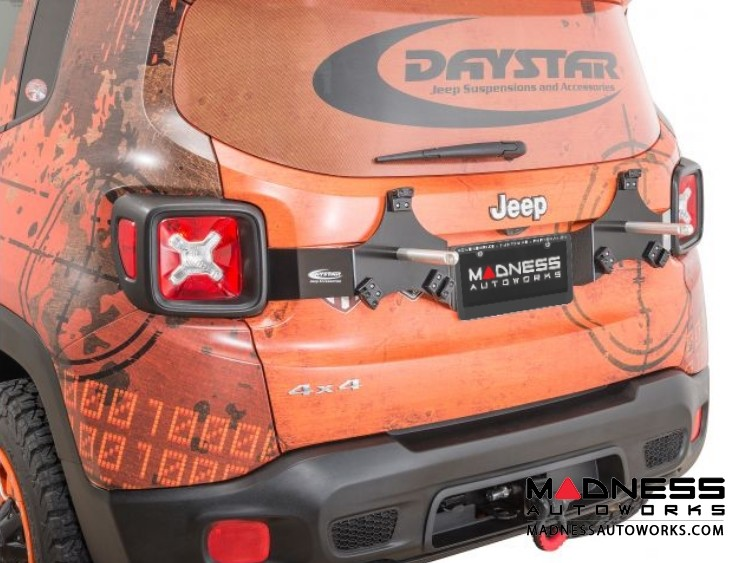 Jeep Renegade Cam Can Tailgate Mount