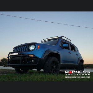 Jeep Renegade Fender Flares by MADNESS - Carbon Fiber