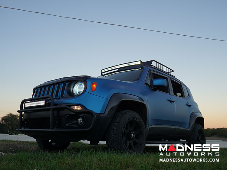 Jeep Renegade Lifted >> Jeep Renegade Lift Kit 2 0