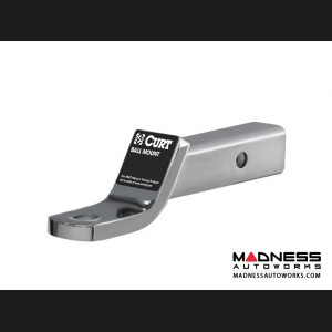 "Jeep Renegade Trailer Hitch Ball Mount - 2"" Class III - Chrome"