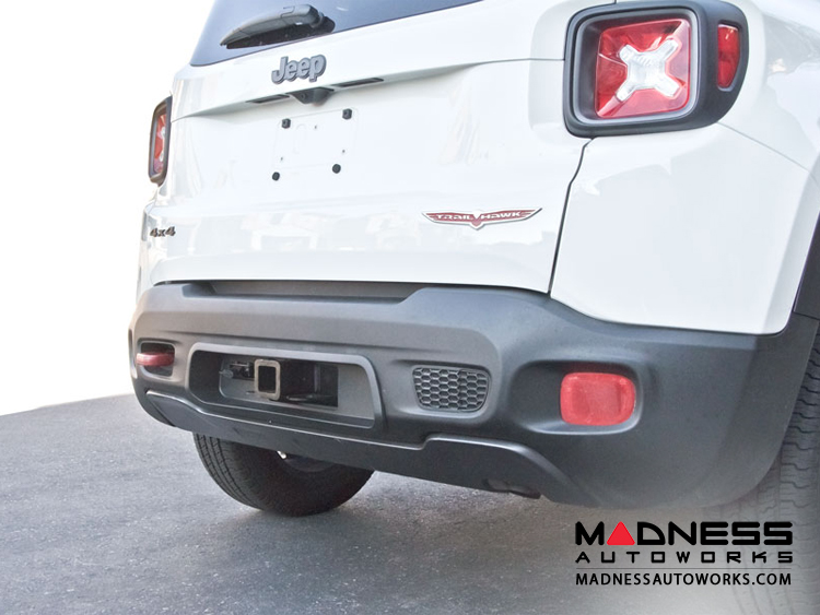 Jeep Renegade Trailer Hitch - Retrofit Kit by Renegade Ready