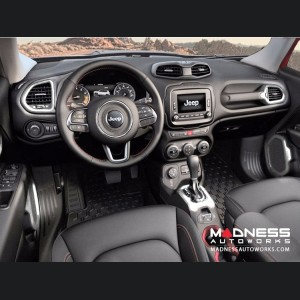 Jeep Renegade Interior Trim Kit - White - Left Hand Drive