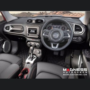 Jeep Renegade Interior Trim Kit - White - Right Hand Drive