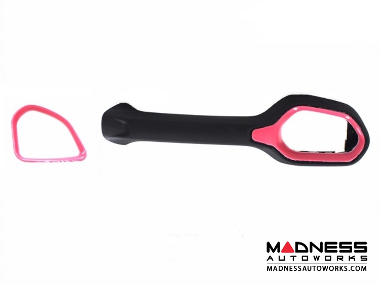 Jeep Renegade Vent Trim Kit - Pink - Left Hand Drive
