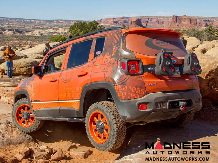 Jeep Renegade Lifted >> Jeep Renegade Lift Kit 1 5