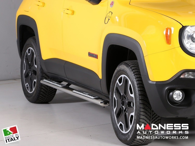 Jeep Renegade Side Steps - V3 by Misutonida