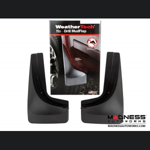 Jeep Renegade Mud Flaps by WeatherTech - Rear
