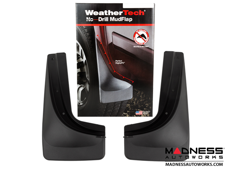 jeep - jeep renegade mud flaps by weathertech