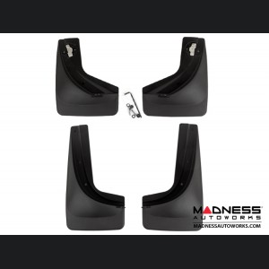 Jeep Renegade Mud Flaps by WeatherTech - Front and Rear