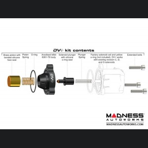 Jeep Cherokee 2.0L Diverter Valve by Go Fast Bits / GFB - DV+