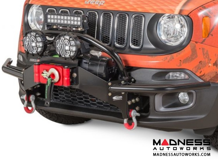 Jeep Renegade Front Winch Bumper - Daystar - Pre Facelift Models