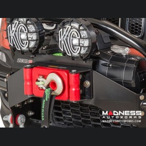 Jeep Renegade Winch Fairlead Light Bracket by Daystar