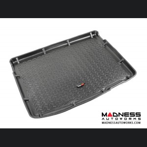 Jeep Renegade Floor Liner + Cargo Liner Set by Rugged Ridge - All Weather - Black